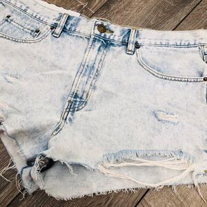 BDG Shorts - BDG Denim Shorts